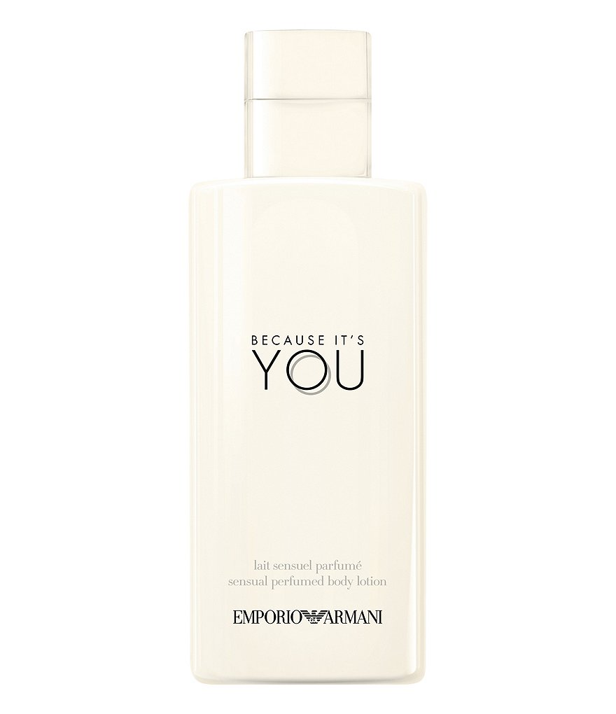 Emporio Armani Because It´s You Sensual Perfumed Body Lotion