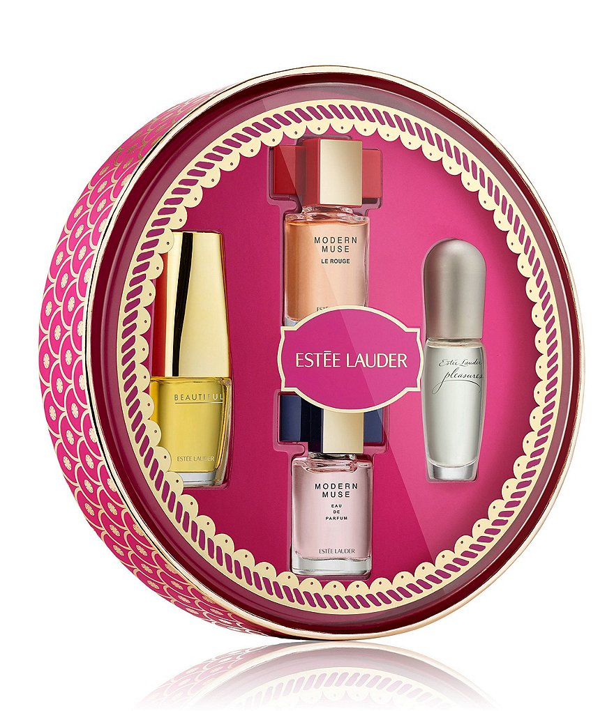 Estee Lauder Fragrance Treasures Mini Coffret