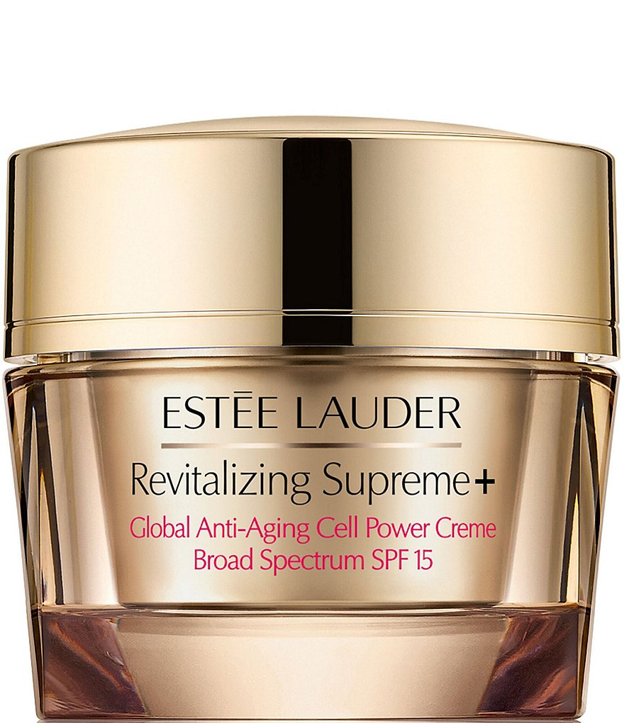 Estee Lauder Revitalizing Supreme+ Global AntiAging Cell Power Creme SPF 15