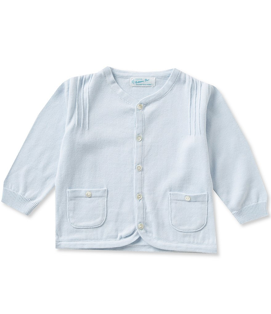 Feltman Brothers Little Boys 2T-4T Knit Pocket Cardigan