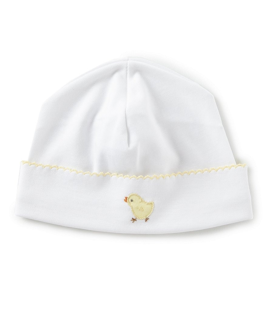 Feltman Brothers Newborn Chick Embroidered Hat