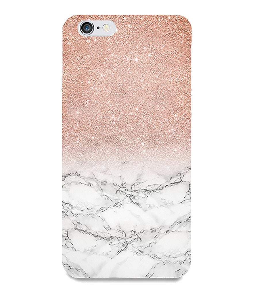 Fifth & Ninth Glam Glitter & Marble iPhone 7/8 Case