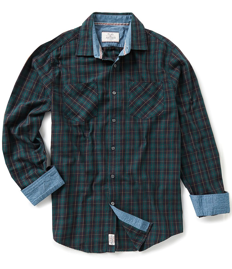Flag & Anthem Boonsboro Plaid Woven Shirt