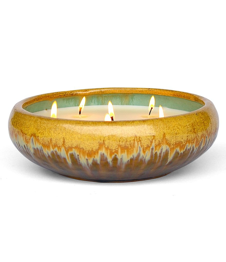 FlashPoint Saxon English Pear Multi-Wick Pottery Candle