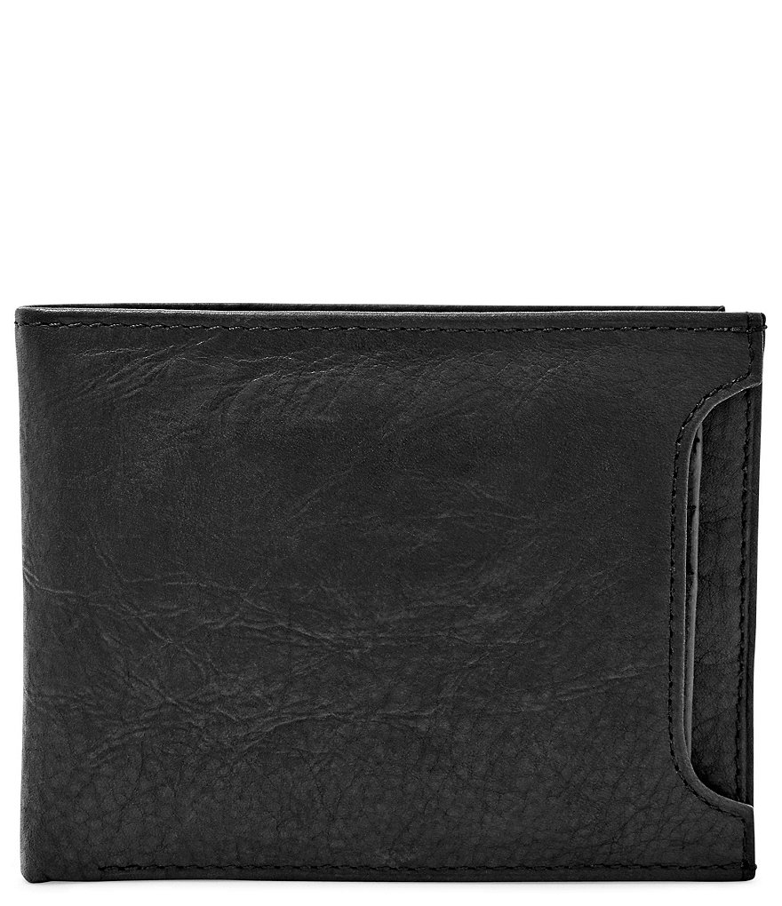 Fossil Ingram RFID-Blocking Sliding 2-In-1 Wallet
