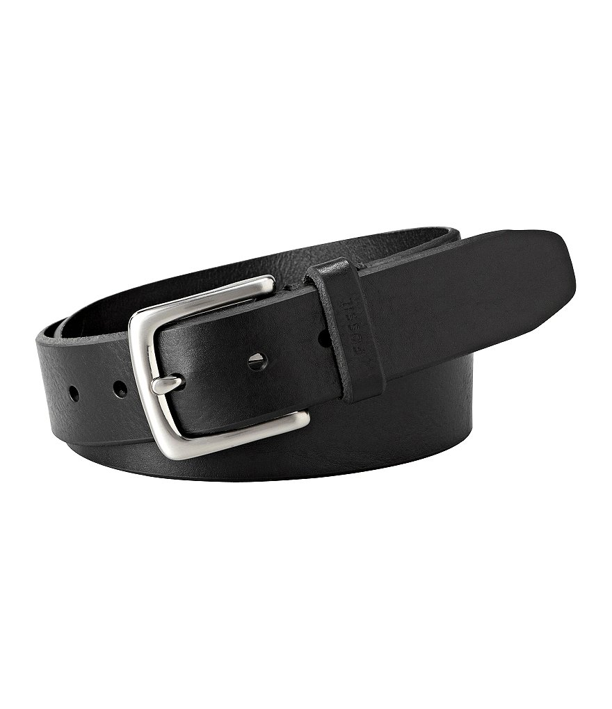 Fossil Joe Leather Belt