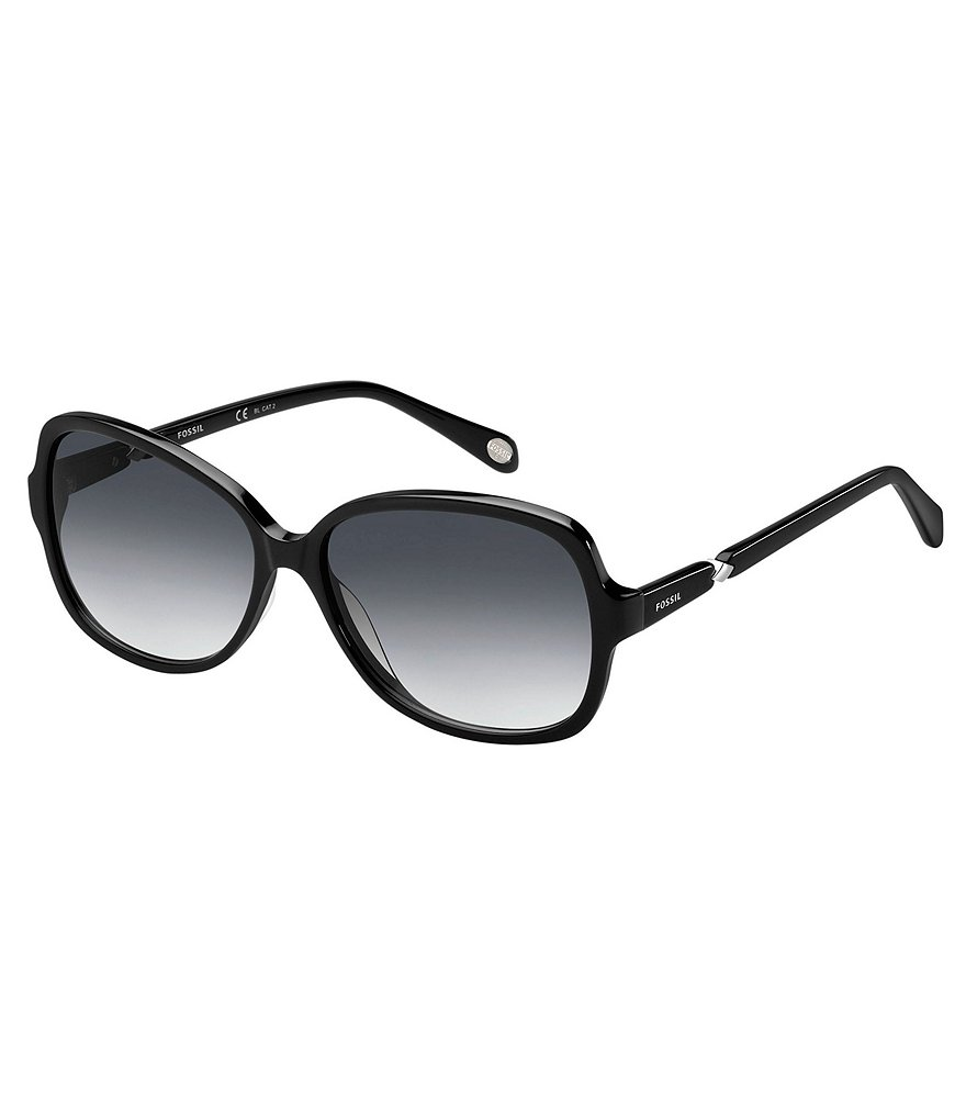 Fossil Oversized Square Gradient Sunglasses
