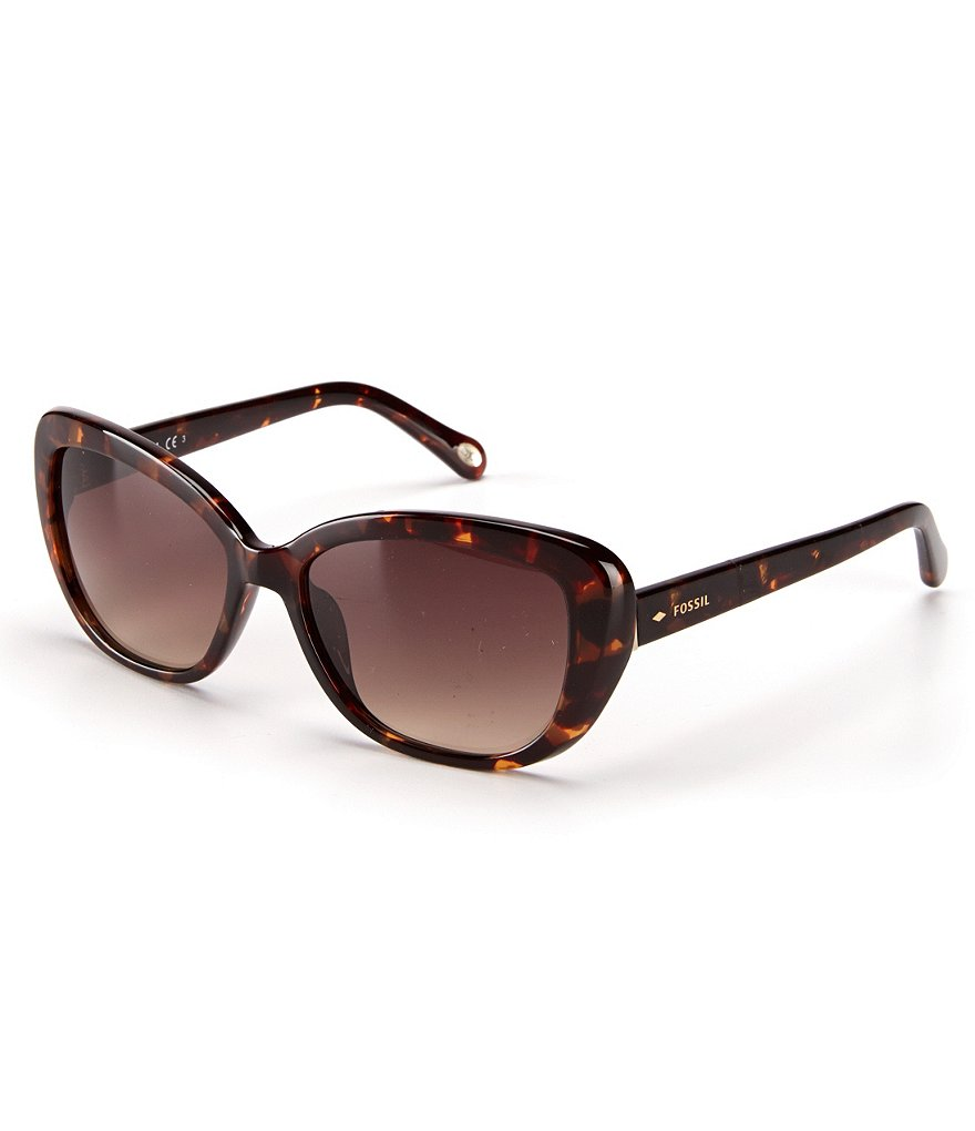 Fossil Oversized Square Sunglasses