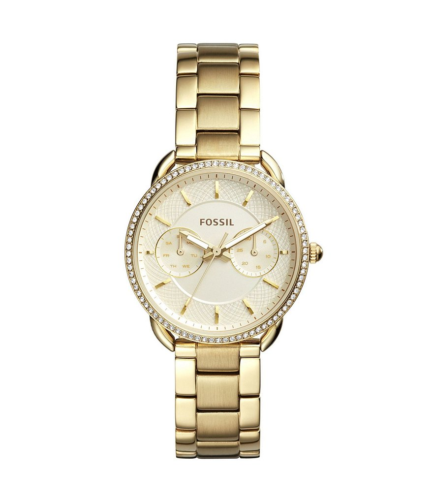 Fossil Tailor Multifunction Bracelet Watch