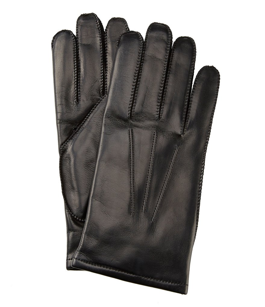 Fownes Thinsulate-Lined Leather Gloves