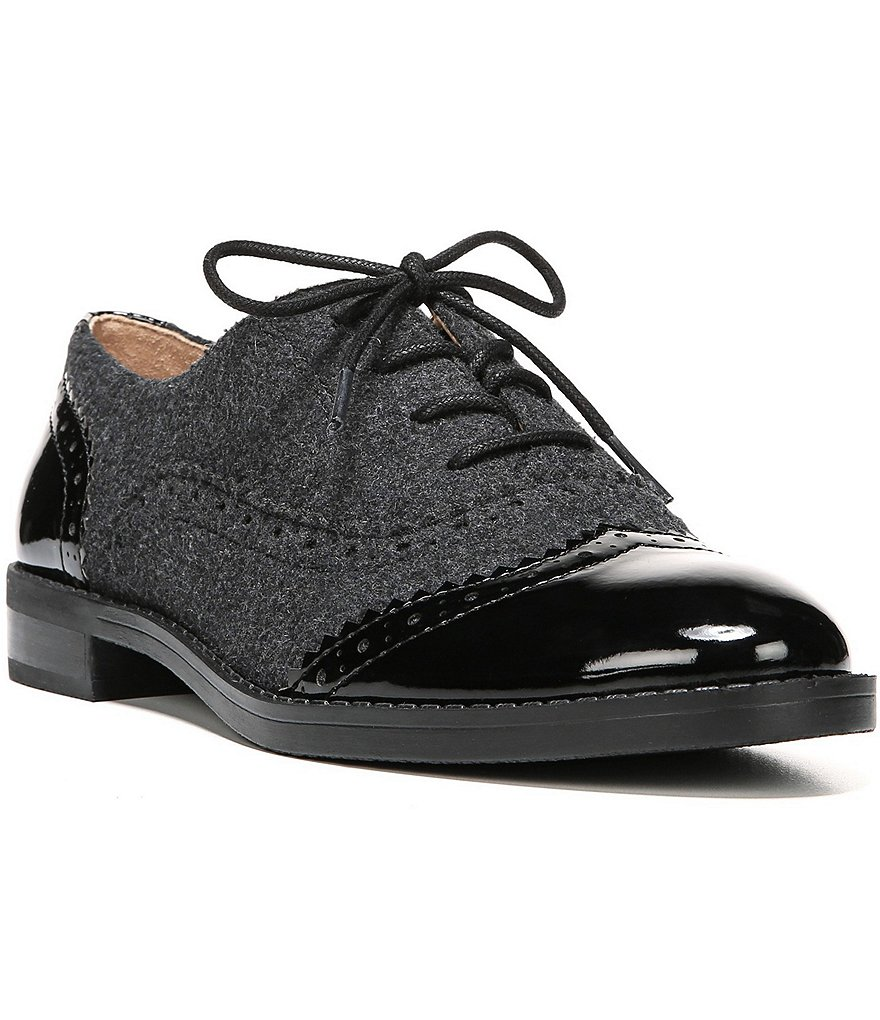 Franco Sarto Imagine Flannel Oxfords