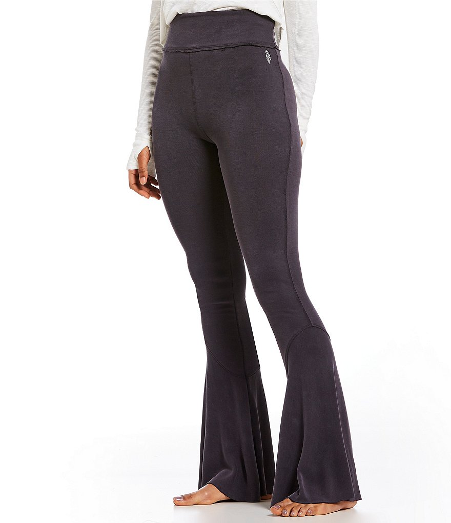 Free People FP Movement Ebb and Flow Flare Leg Pant