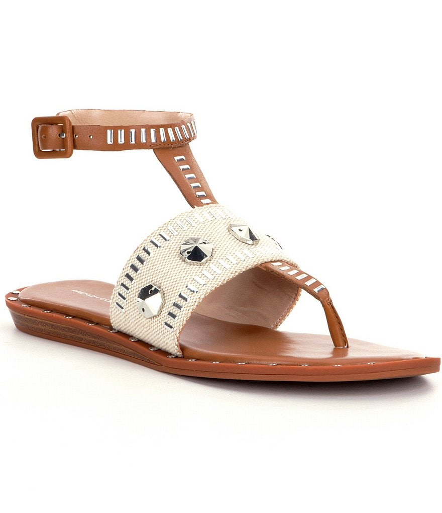 French Connection Indu Thong Sandals