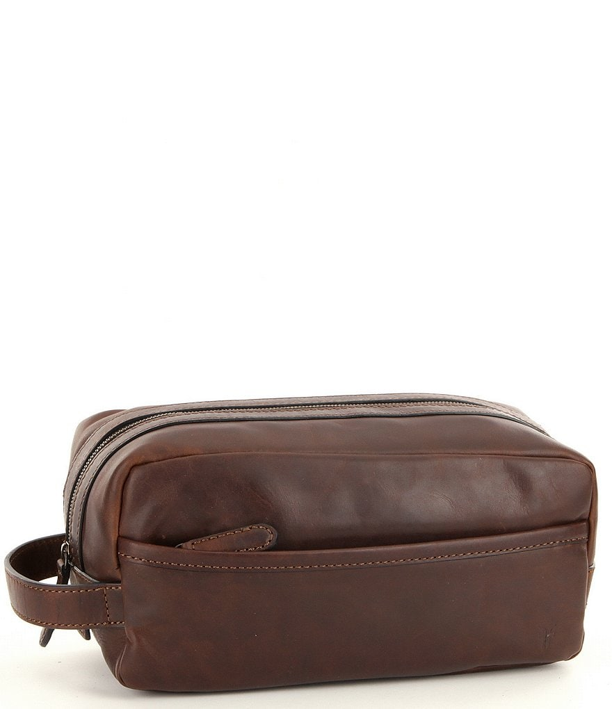 Frye Logan Large Travel Dopp Kit