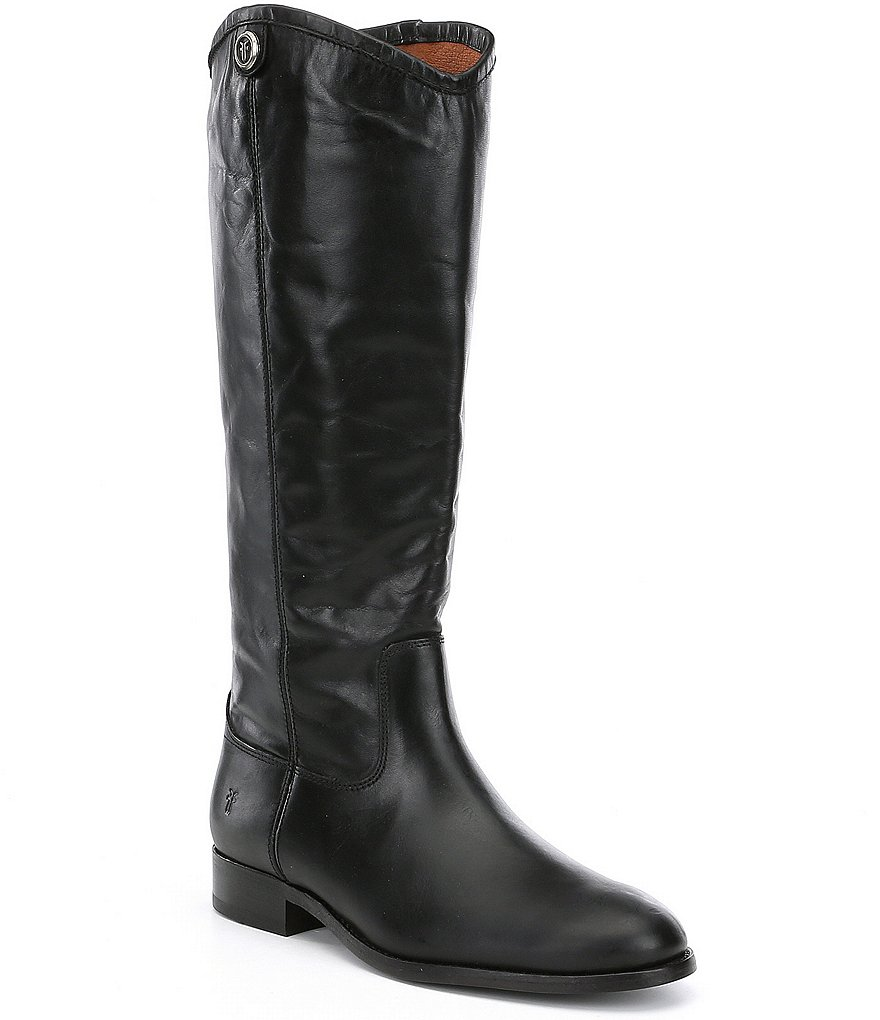 Frye Melissa Button 2 Tall Riding Boots