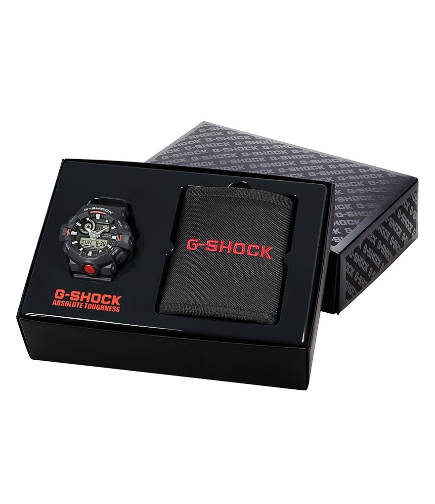 G-Shock Ana-Digi Watch & Wallet Gift Set