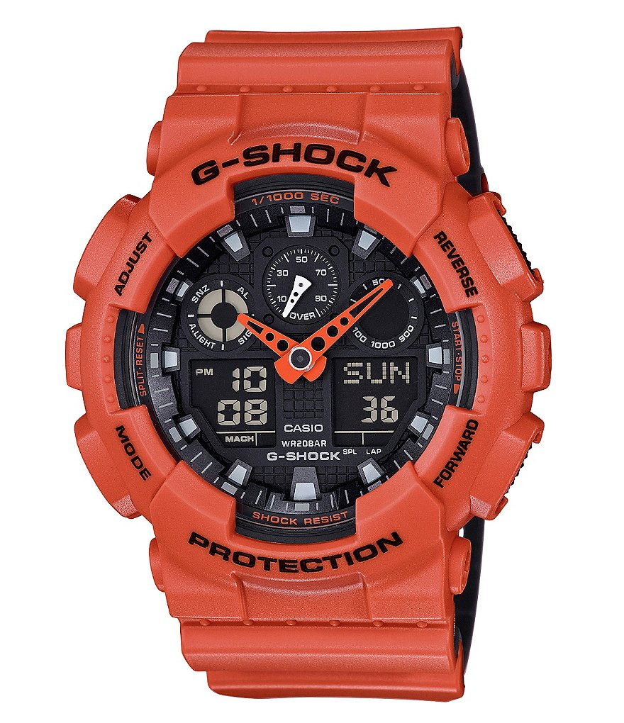 G-Shock Ana/Digi Strap Watch