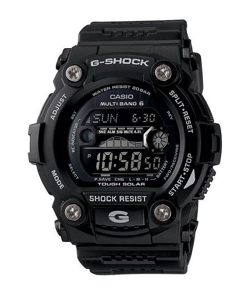 G-Shock G-Rescue Solar Atomic Digital Watch