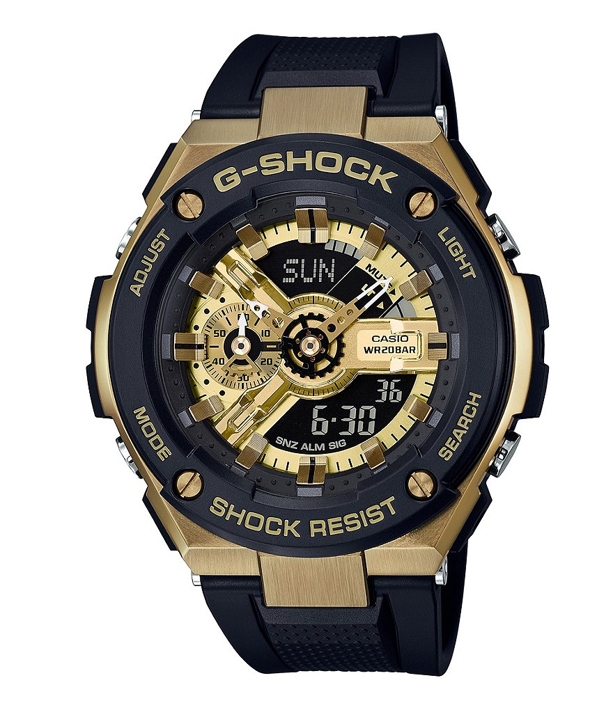 G-Shock G-Steel Ana-Digi Watch