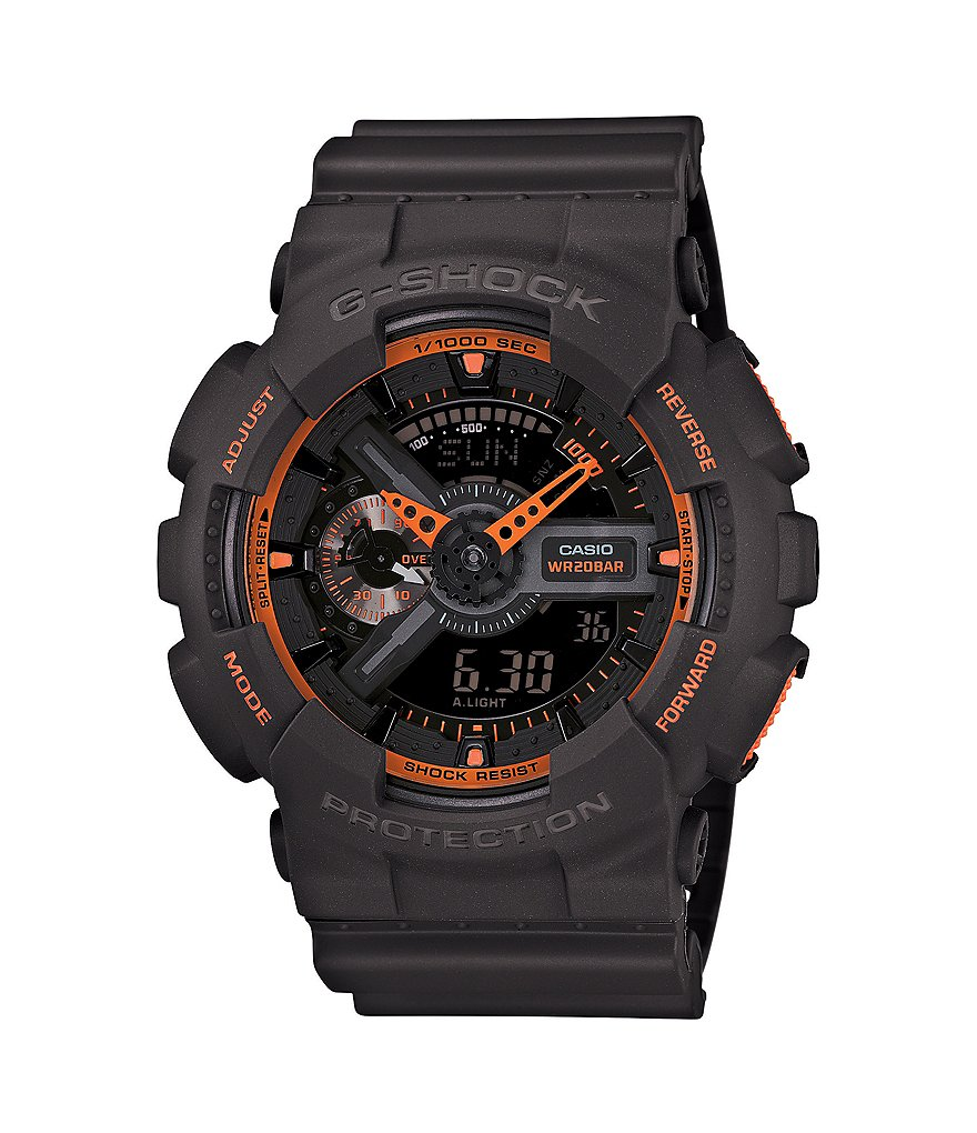 G-Shock Neon Color Watch
