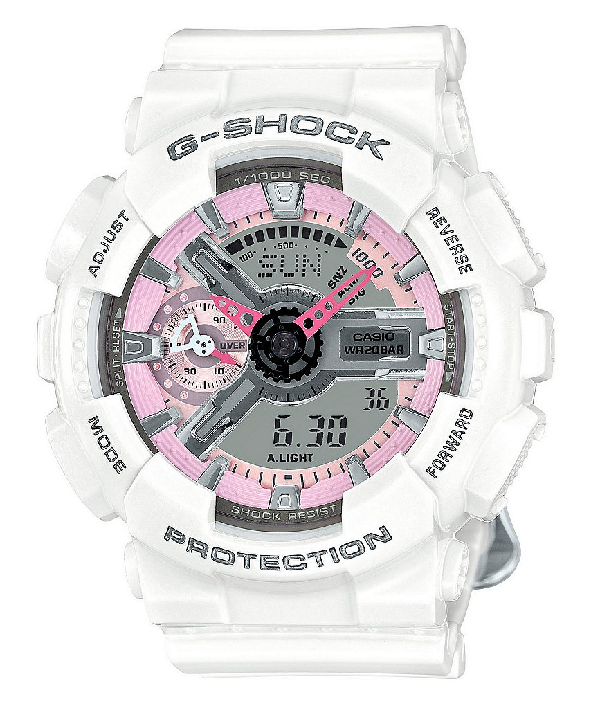 G-Shock S-Series Pink Series Watch