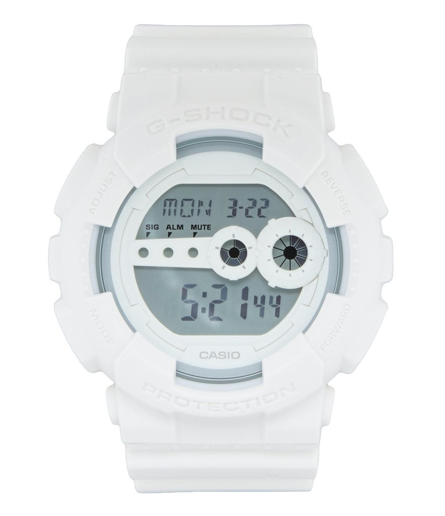 G-Shock XL Digital Resin Watch