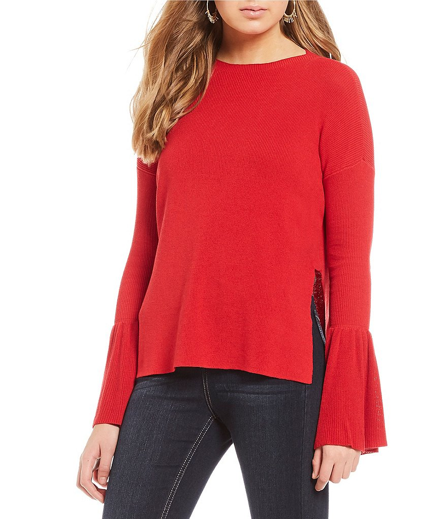 GB Bell Sleeve Sweater