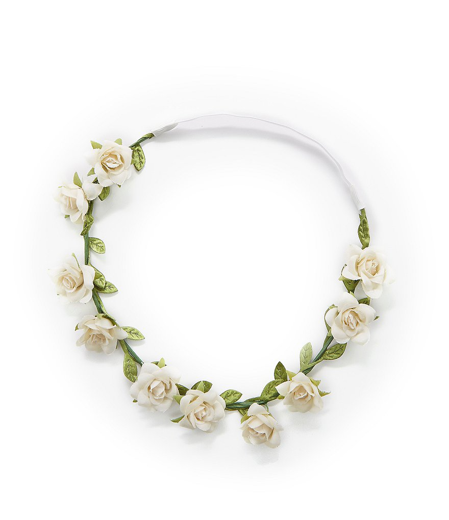 GB Girls Flower Crown