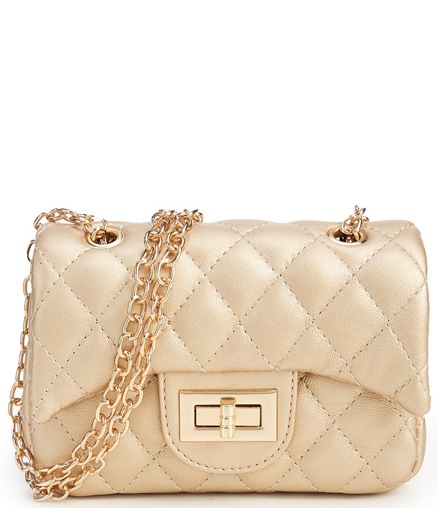 GB Girls Quilted Handbag