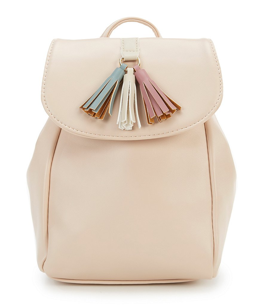 GB Girls Tassel Backpack