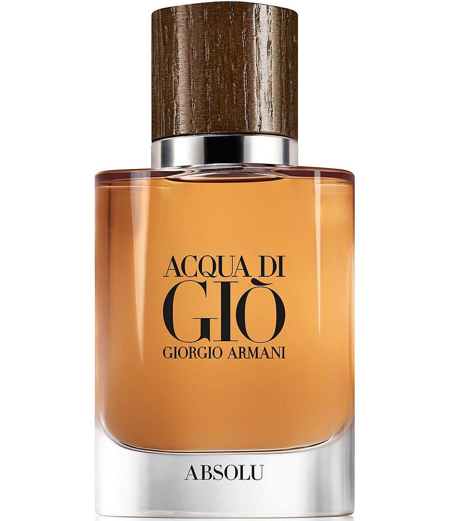 giorgio armani acqua di gio absolu eau de parfum dillard s