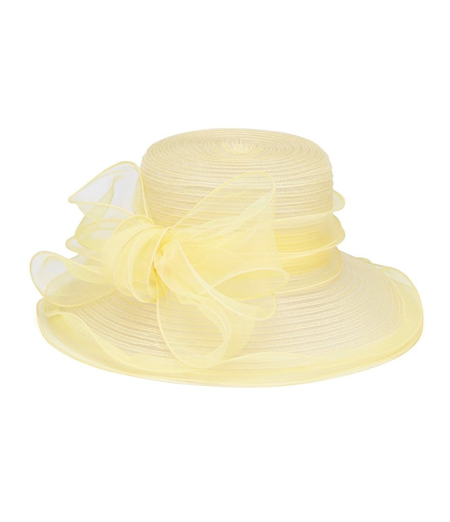 Giovannio Lamp Shade Dress Hat