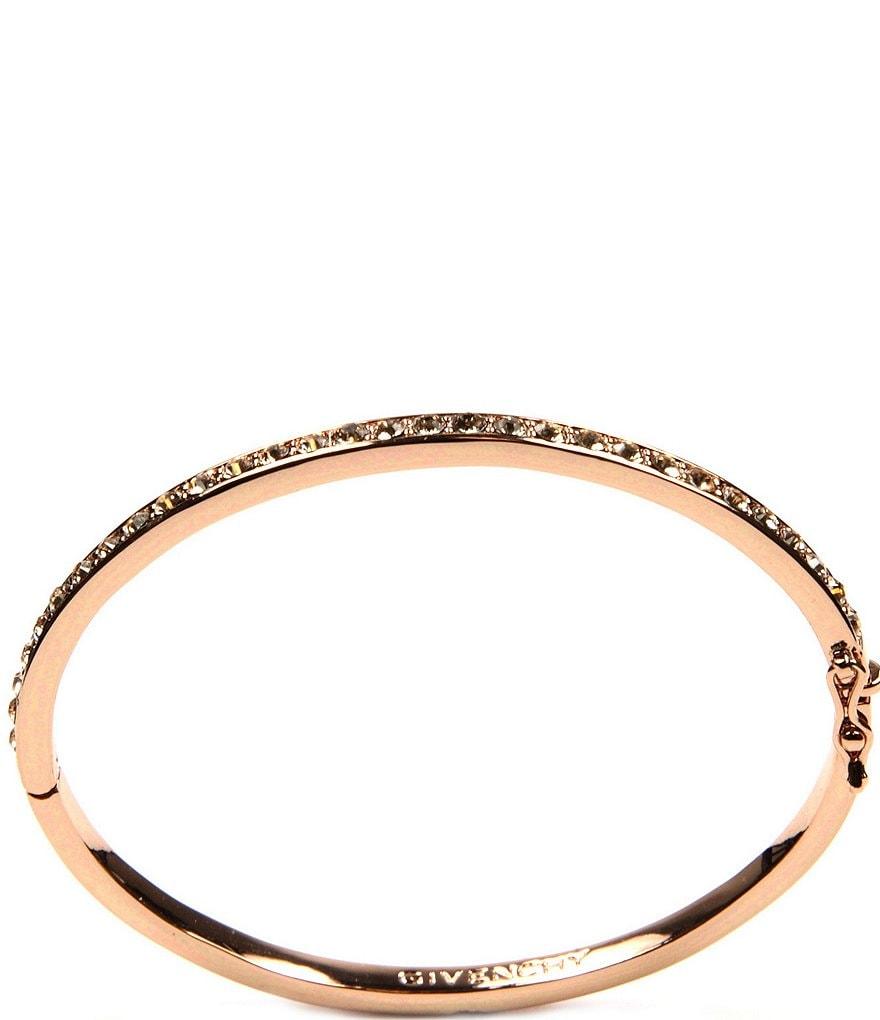 Givenchy Crystal Bangle Bracelet