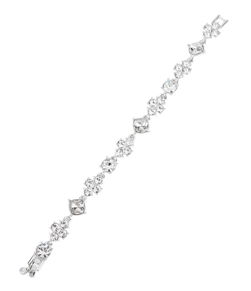 Givenchy Faux-Crystal Flex Bracelet