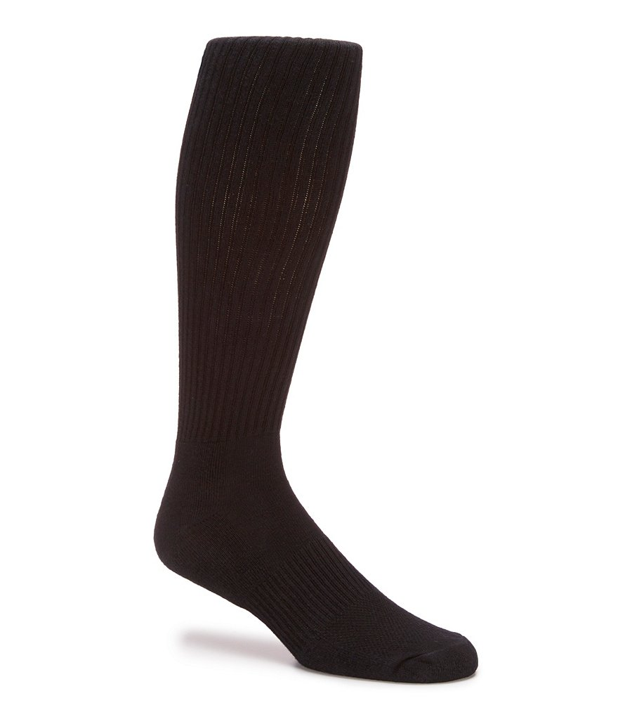 Gold Label Roundtree & Yorke Sport Over-the-Calf Athletic Socks 3-Pack