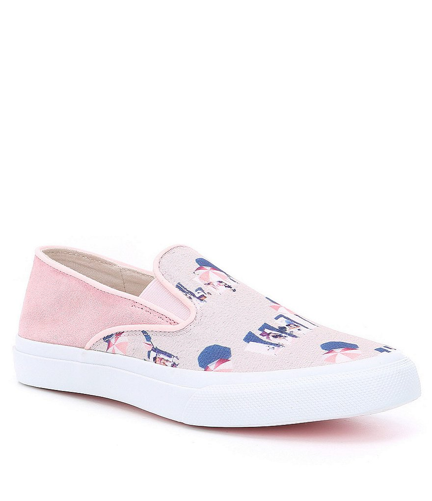 Gray Malin for Sperry Unisex Cloud South Beach Sneakers