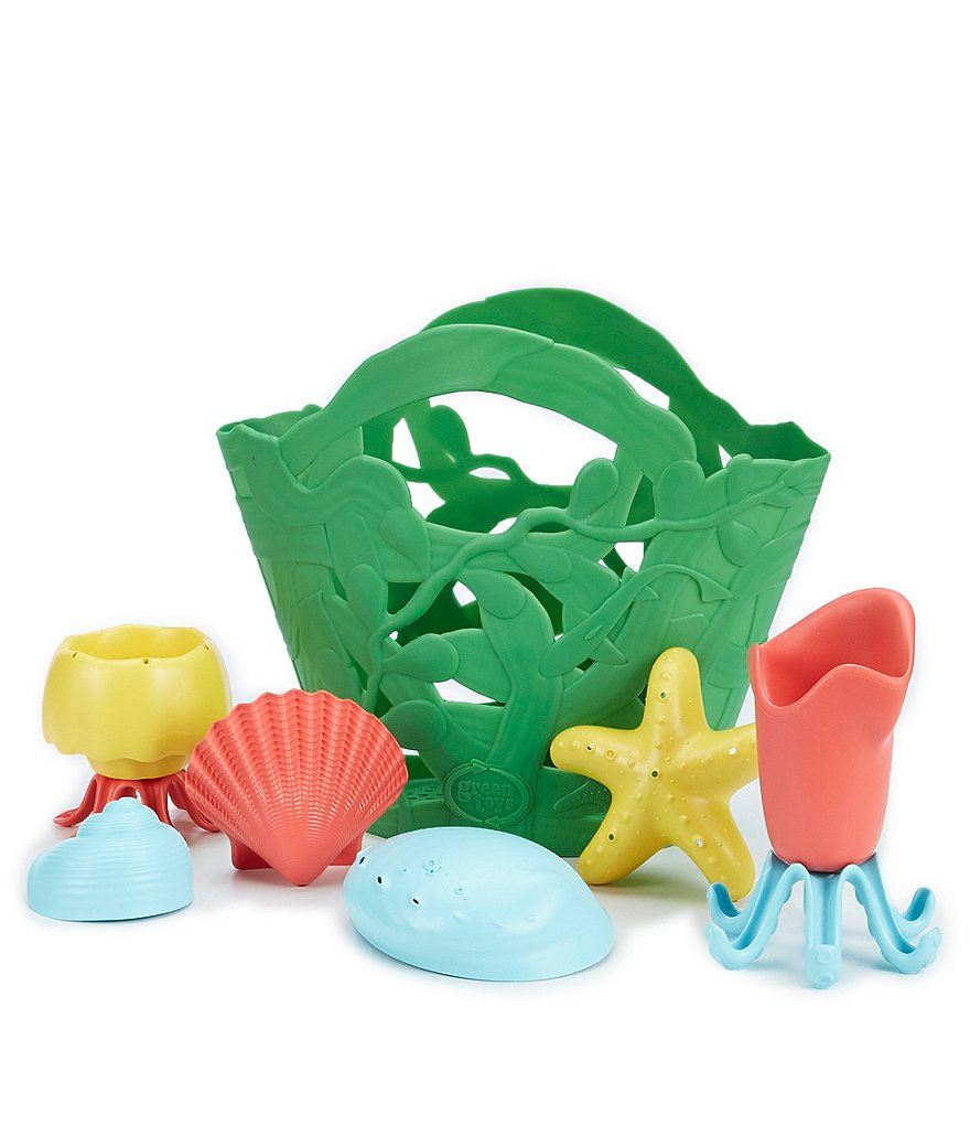 Green Toys Tide Pool Bath Set | Dillards
