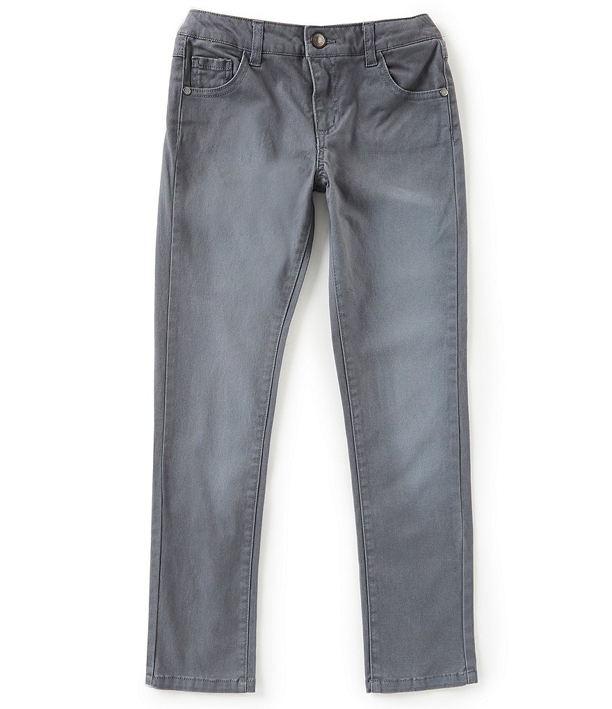 Guess Big Boys 8-18 Slim-Fit Twill Pants