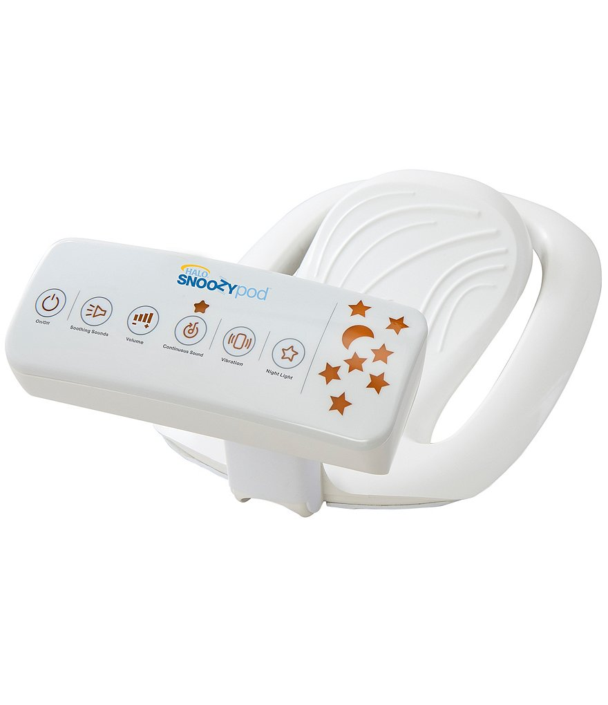 HALO® Baby SnoozyPod® Vibrating Bedtime Soother