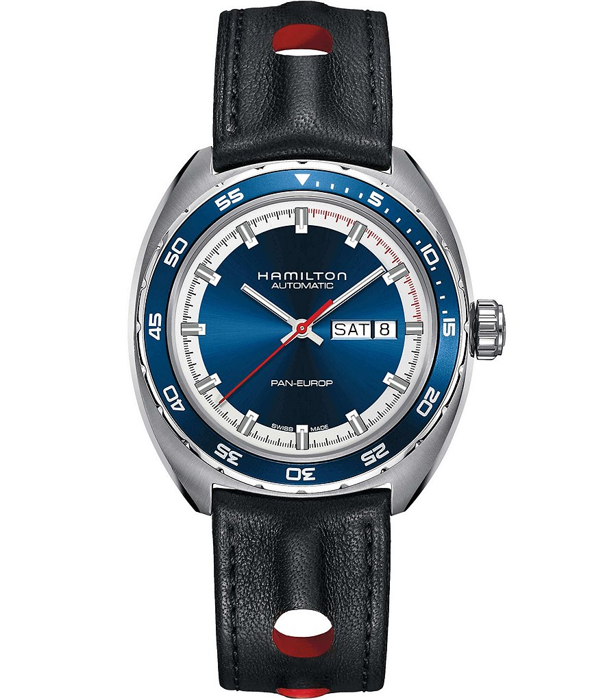 Hamilton Pan-Europ Automatic Day & Date Watch