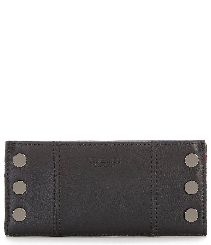 Hammitt 110 North Studded Slim Wallet