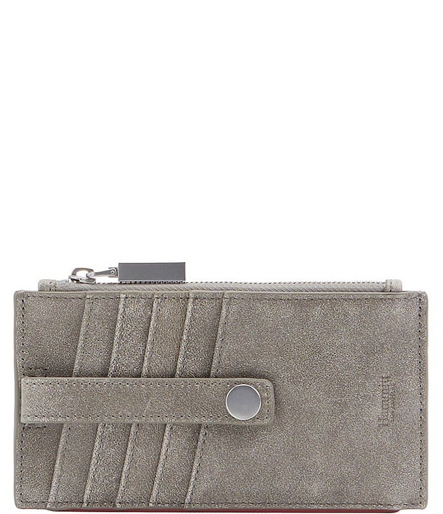 Hammitt 210 West Leather Card Holder
