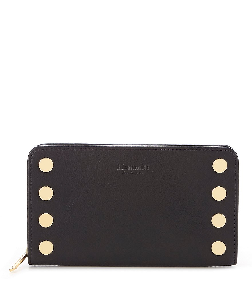 Hammitt 405 North Studded Leather Wallet