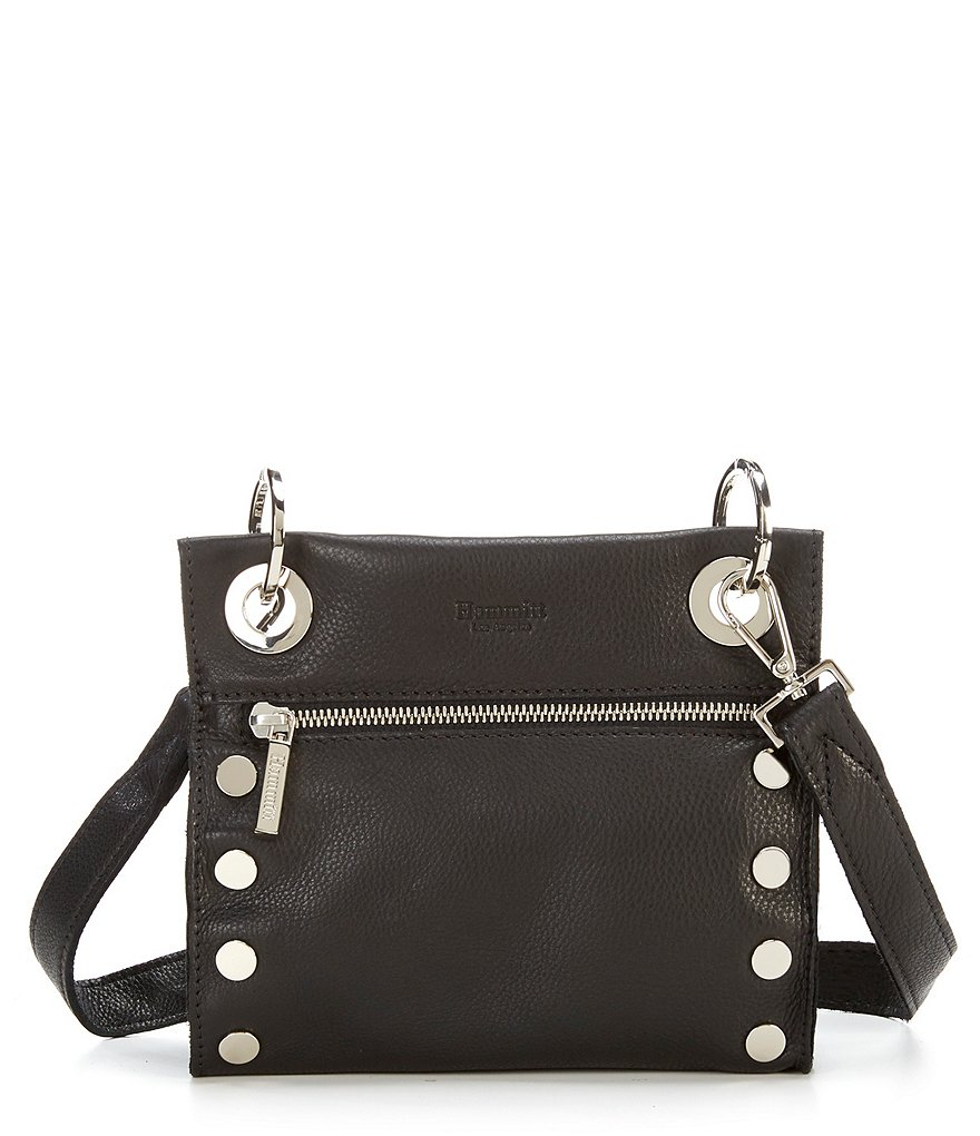 Hammitt Tony Studded Grommet Cross-Body Bag