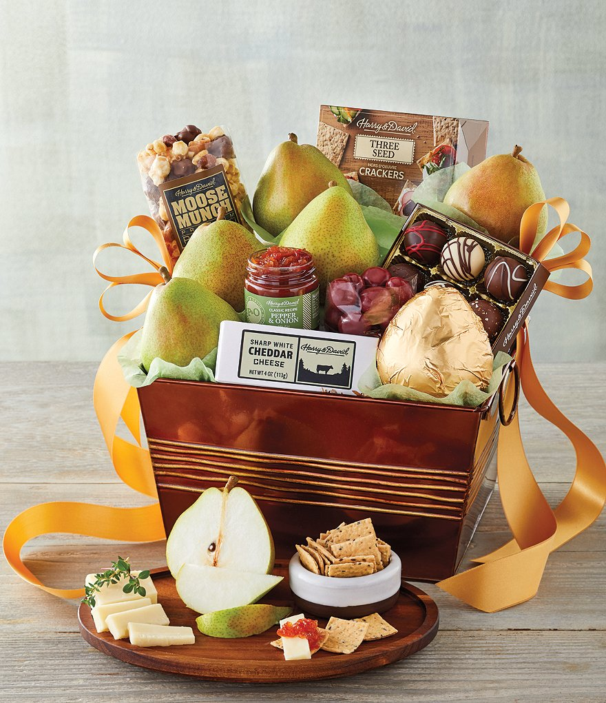 Harry And David Christmas Gift Baskets - Wide range of Christmas gifts available to buy today, you will find presents for everyone on your list at an affordable price.