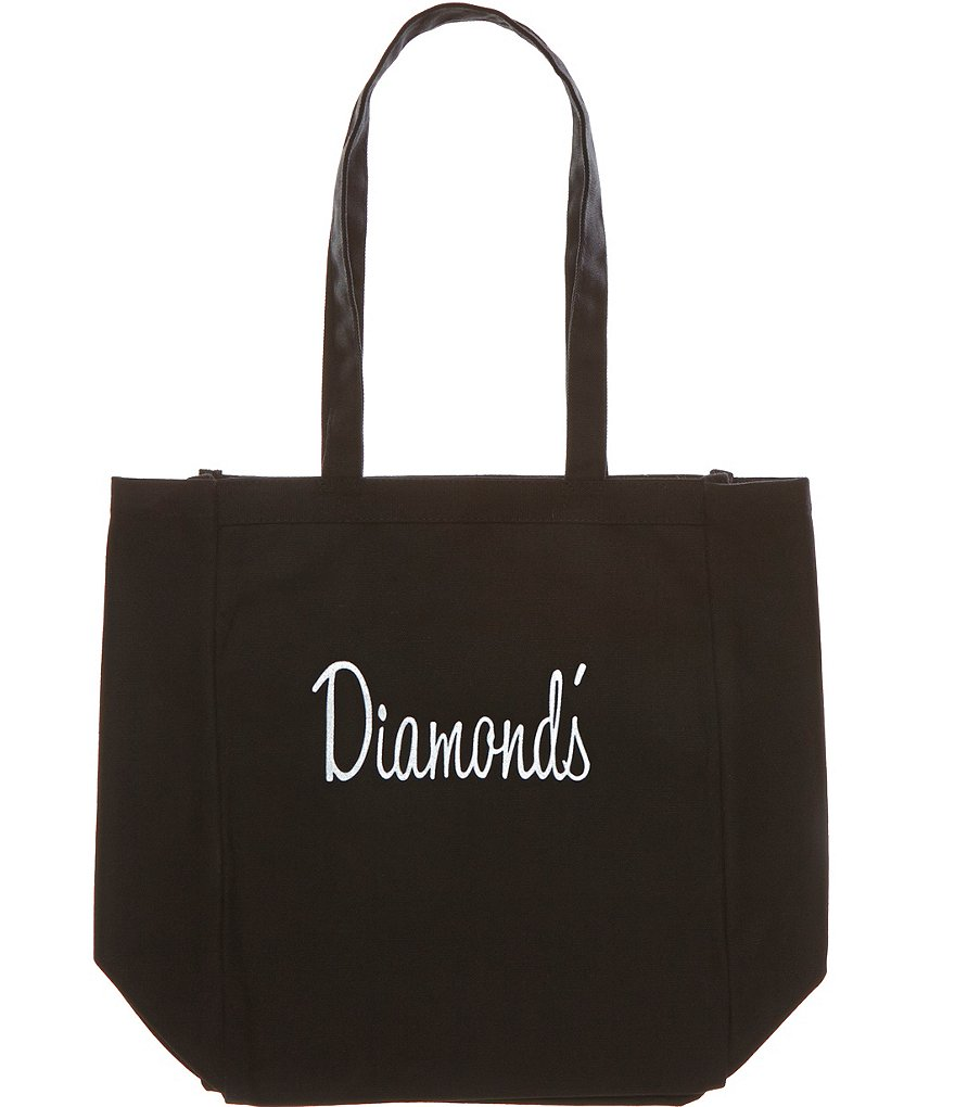 Heritage Diamond's Logo Tote Bag