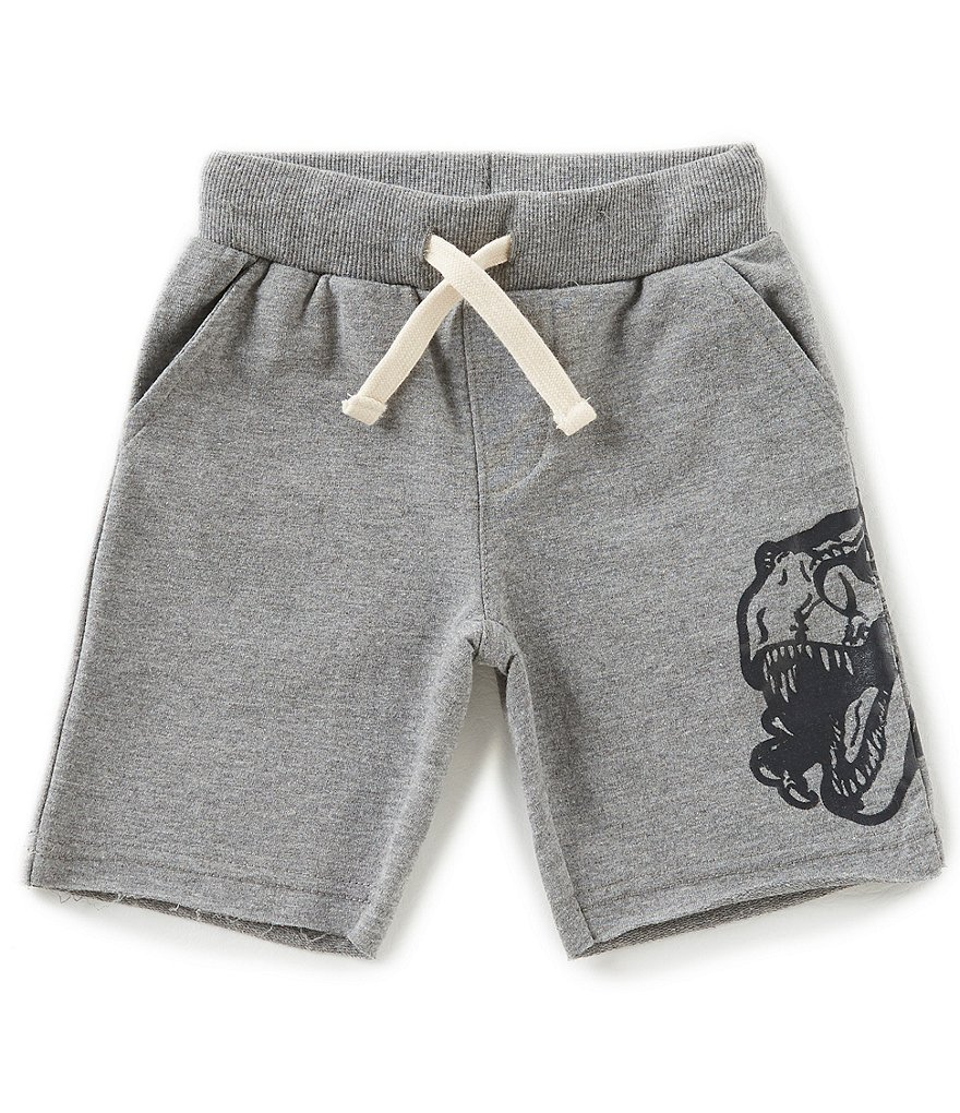 Hollywood Little Boys 2T-7 T-Rex Cut-Off Shorts