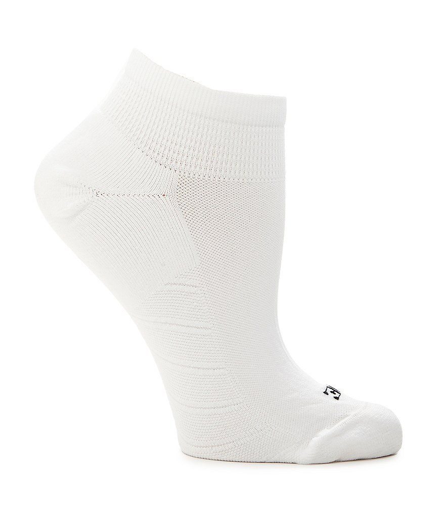 HUE Air Sleek Quarter Top Socks
