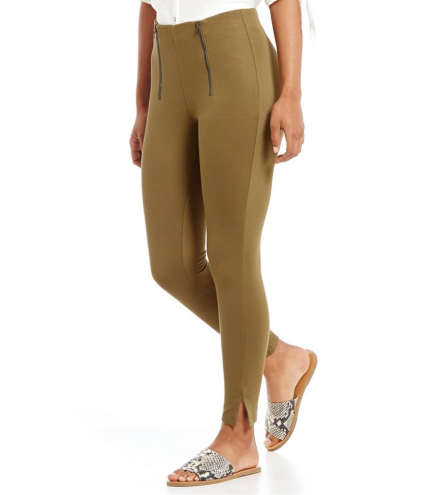 HUE Simply Stretch Skimmer Leggings