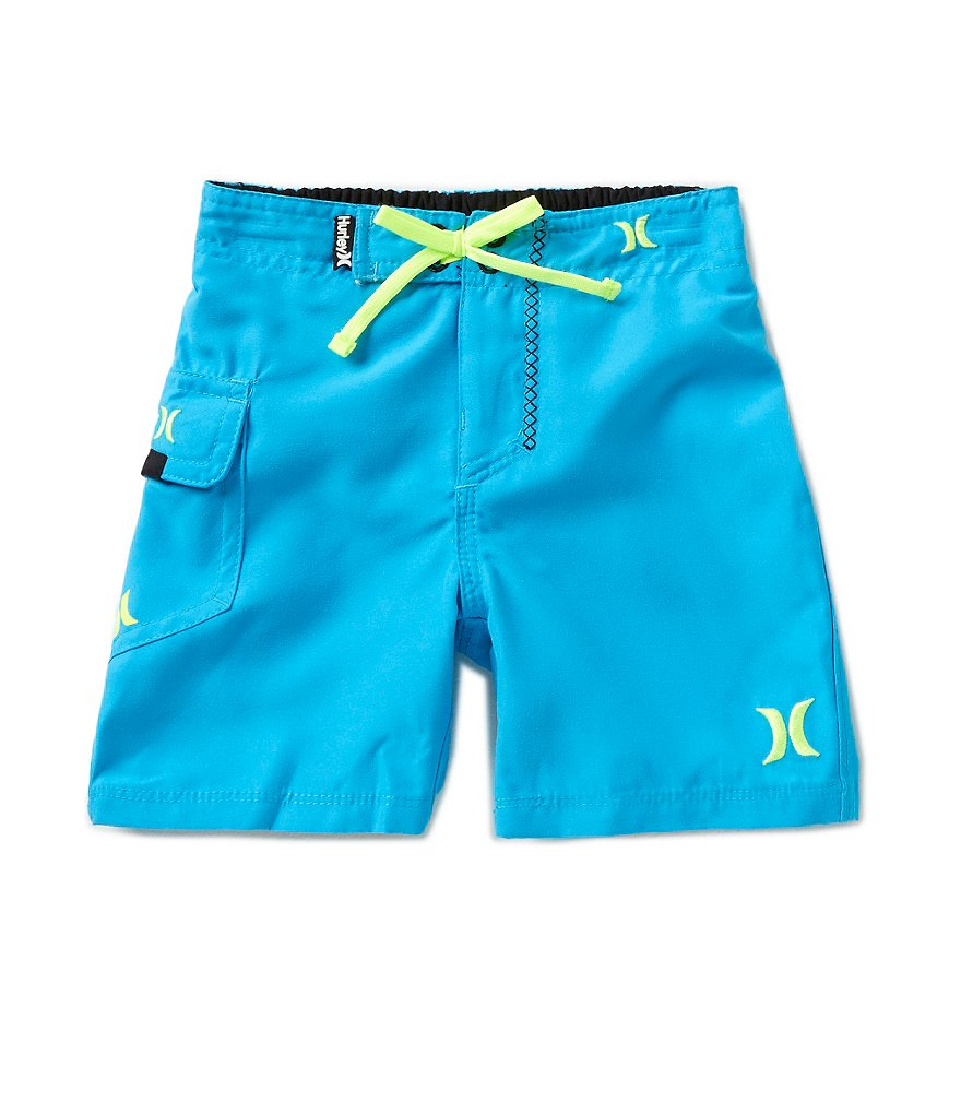 Hurley Baby Boys 12-24 Months One & Only Board Shorts